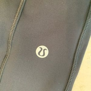 lululemon athletica Pants - Lululemon 7/8 leggings